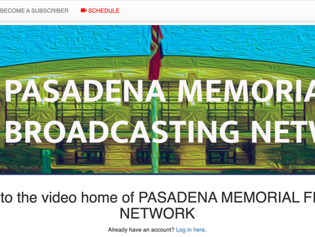 Pasadena Memorial High School Selects SBN to Host Their Private Label Broadcasting Network