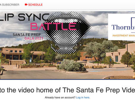 Santa Fe Prep Selects SBN for Their Lip-Synch Competition