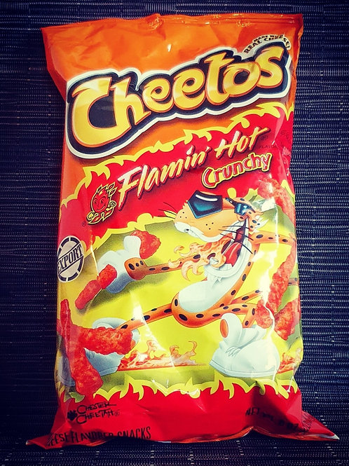 CHEETOS Flamming Hot