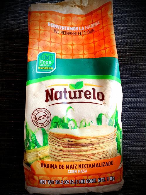 Farine de maïs nixtamalisée (1kg)