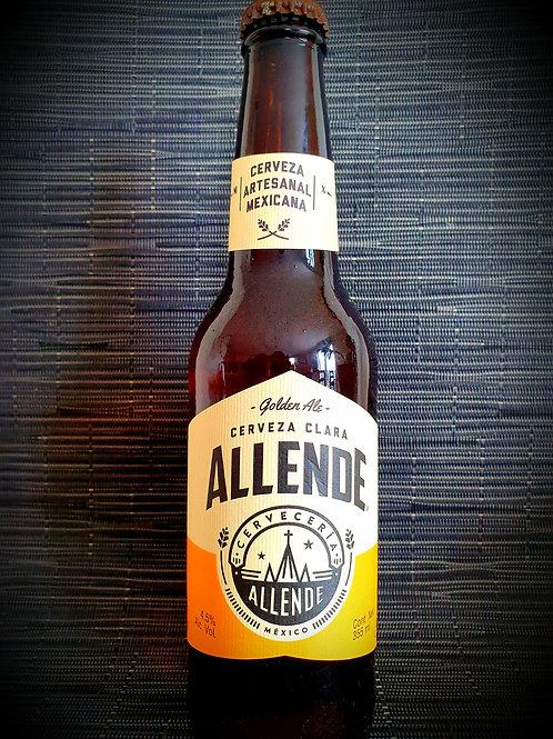 ALLENDE Golden Ale (Blanche) (par 6)