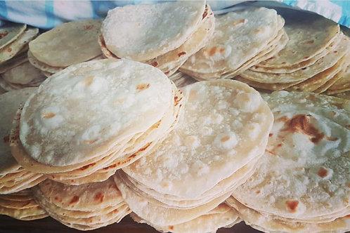 Tortillas blé Tacos (1kg)