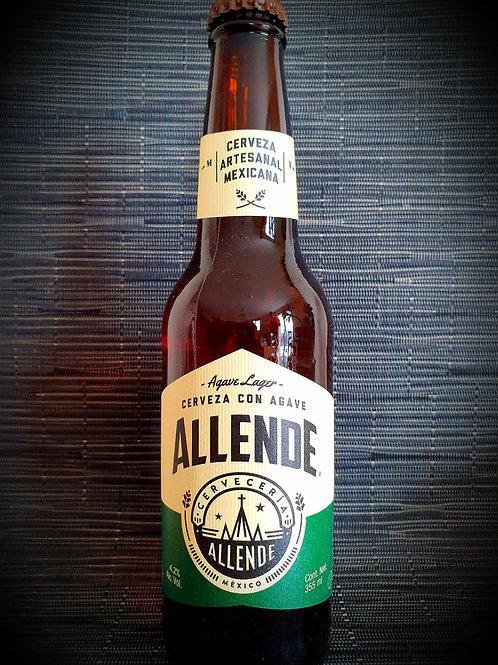 ALLENDE Agave Lager (Blonde)