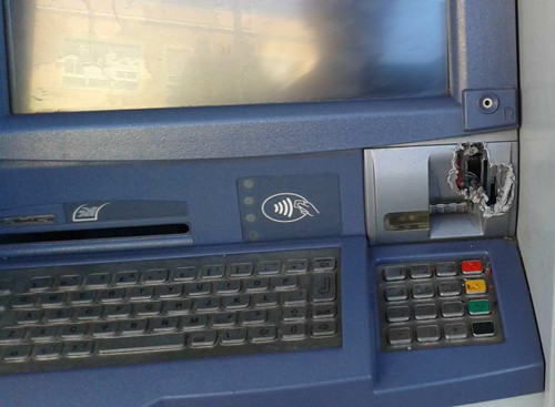 ATM Black Box attacks