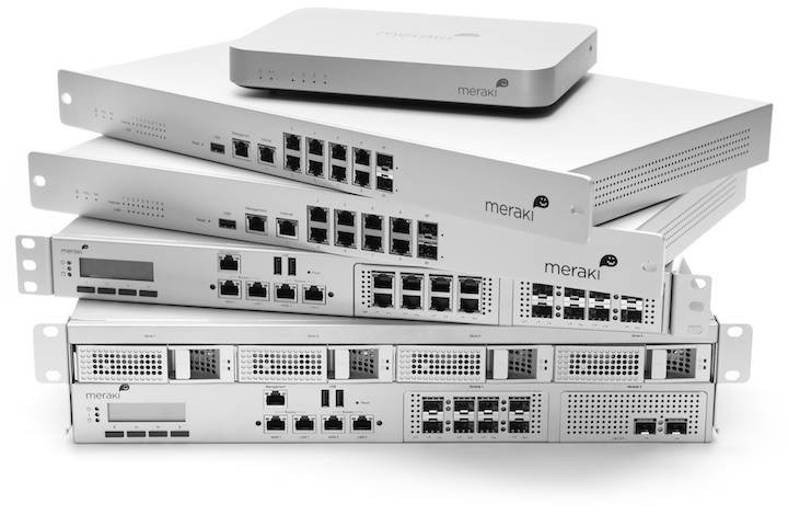 Cisco Meraki Equipment