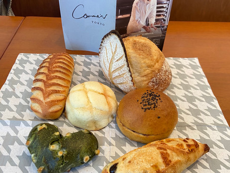 2月『コムンのパンを描く!』