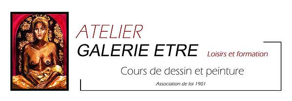 Atelier Galerie Etre Cours de Dessin et Peinture Rouen