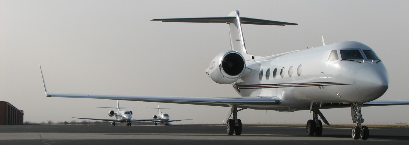 Gulfstream..awesome machine