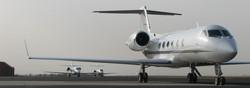 Gulfstream..awesome machine