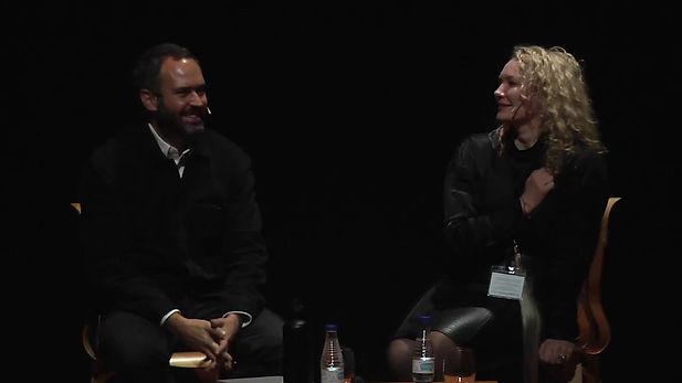 Manuel Cirauqui and Jesse Jones talk