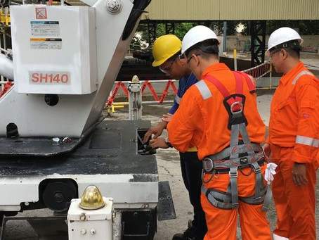 Steps to Achieving Better Safety in the Cement Industry