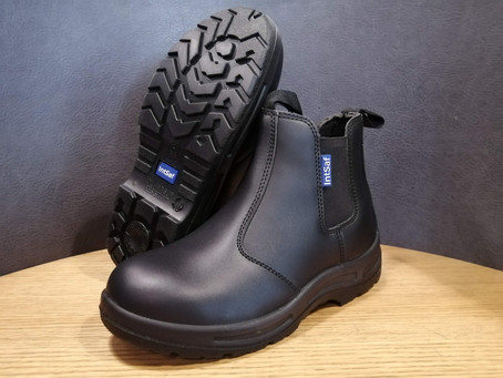 Intsaf Safety boots coming soon...