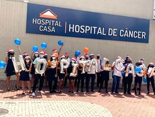 Rede Hospital Casa realiza evento para participantes do programa Jovem Aprendiz