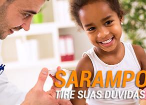 Sarampo: tire suas dúvidas