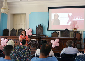 Hospital Casa realiza palestra sobre Câncer de Mama