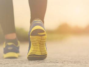 Correr ou caminhar?