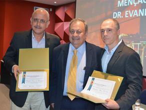 Grupo Hospital Casa recebe homenagem por prestar socorro à vítimas de incêndio