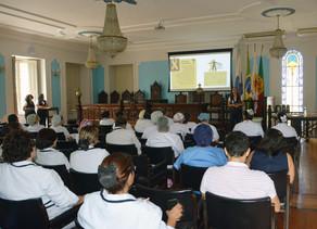 Hospital Casa de Portugal realiza evento sobre Setembro Amarelo