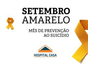 10/09 - Dia Mundial de Prevenção ao Suicídio