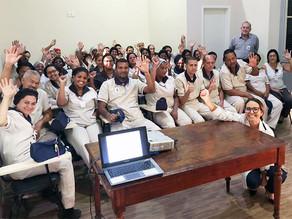 Hospital Casa Evangélico realiza treinamento em Qualidade