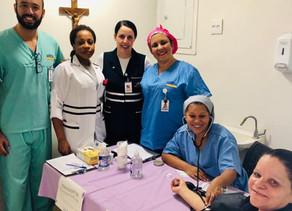"""Grupo Hospital Casa realiza o 3º evento """"Cuidando de quem cuida"""""""