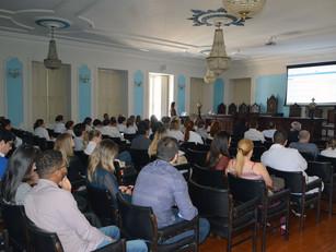H.Casa de Portugal realiza treinamento em UpToDate