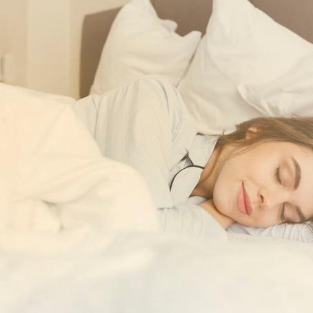 Dormir bem faz toda a diferença