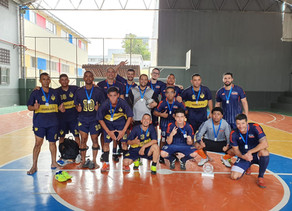 1 º Copa de Futsal do Grupo Hospital Casa