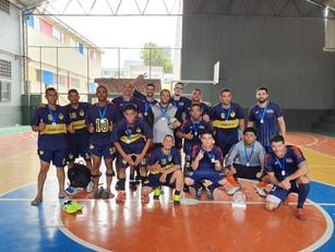 1 º Copa de Futsal do Grupo Hospital Casa