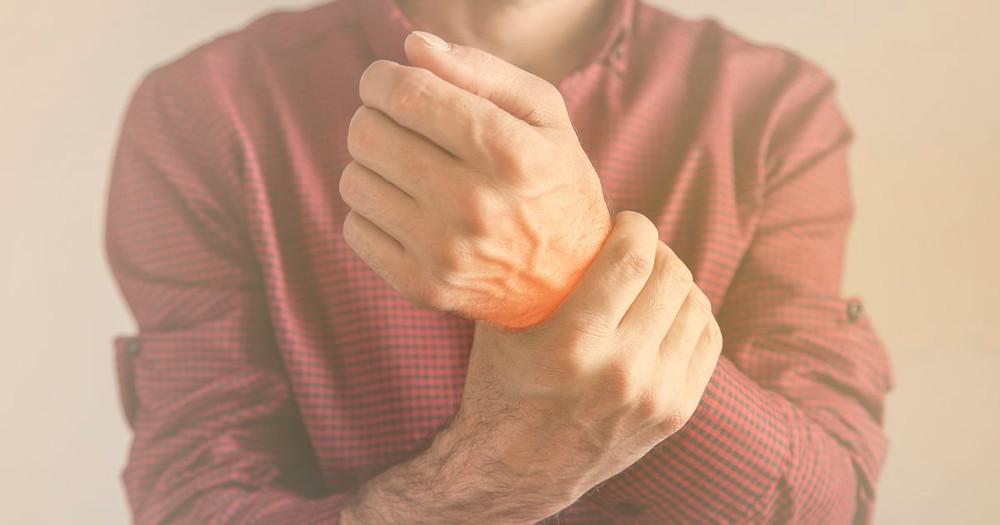 Lesões por trabalho repetitivo