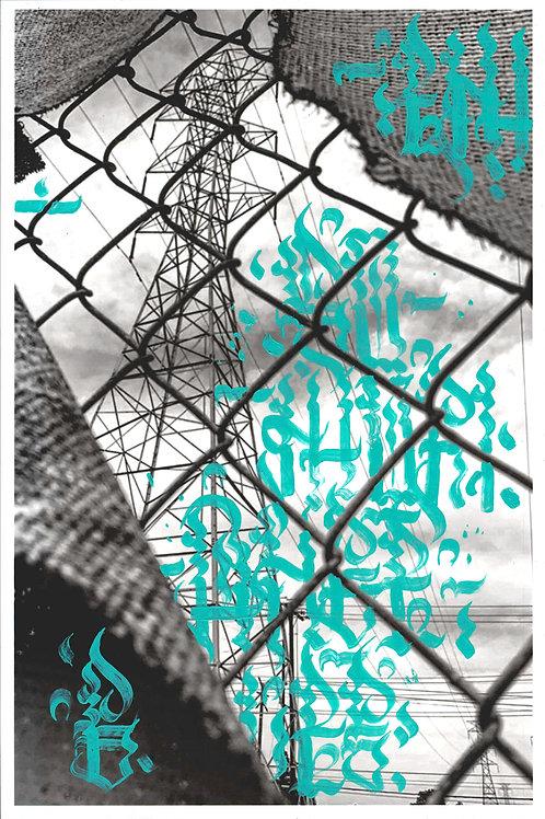 Angels Behind Fences