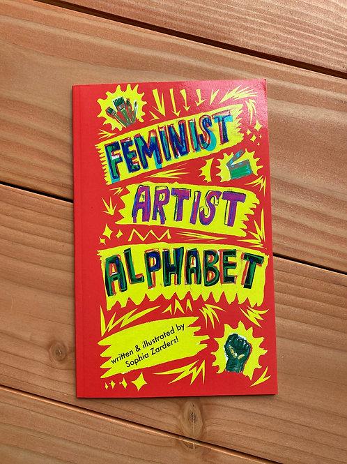 Feminist Artist Alphabet