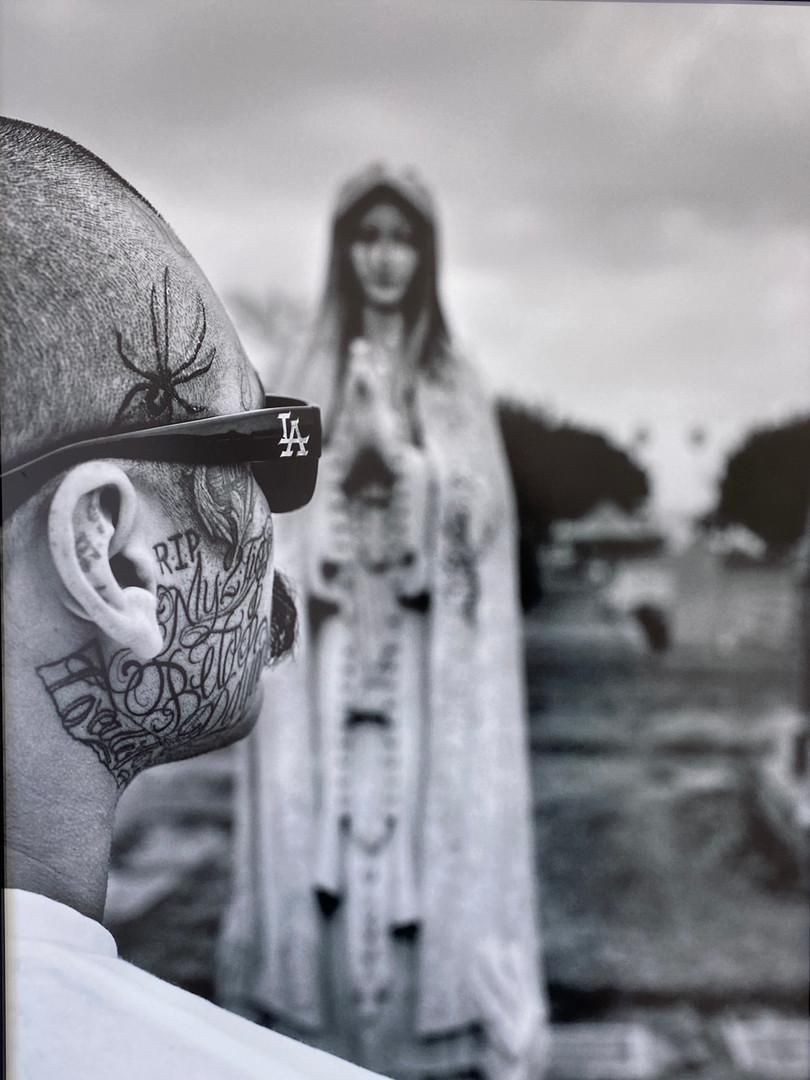 Hail Mary by Frankie Orozco