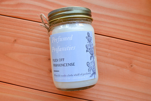 Perfumed Profanities Candles
