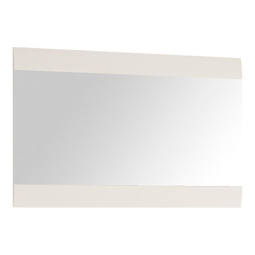 Chelsea Wall Mirror 109.5CM Wide In White