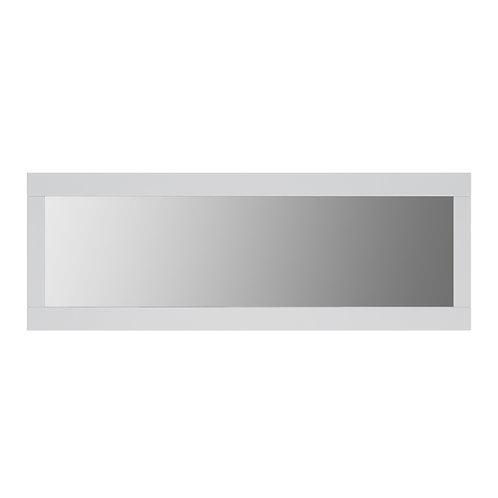 Novi Mirror In Alpine White