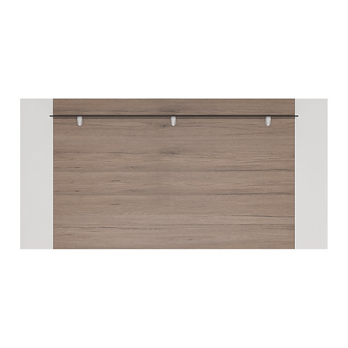 Toronto Rear Wall Fitting For 190 CM TV Cabinet (Inc. Tasma Flex Lighting)