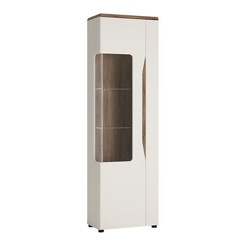 Toledo 1 Door Display Cabinet (Lh)