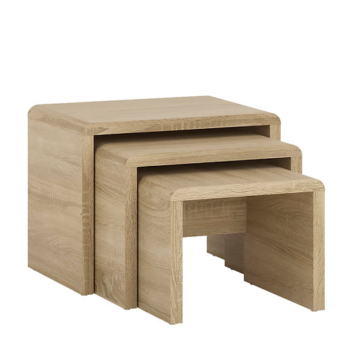 4 You Set Of Three Small Nest Of Tables