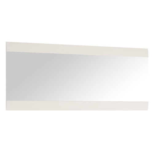 Chelsea Wall Mirror 164CM Wide In White