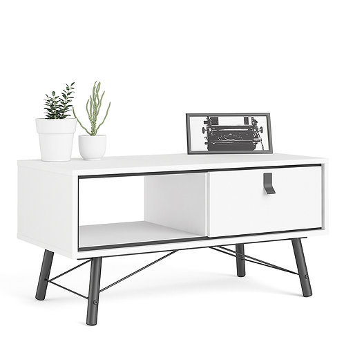 Ry Coffee Table With 1 Drawer