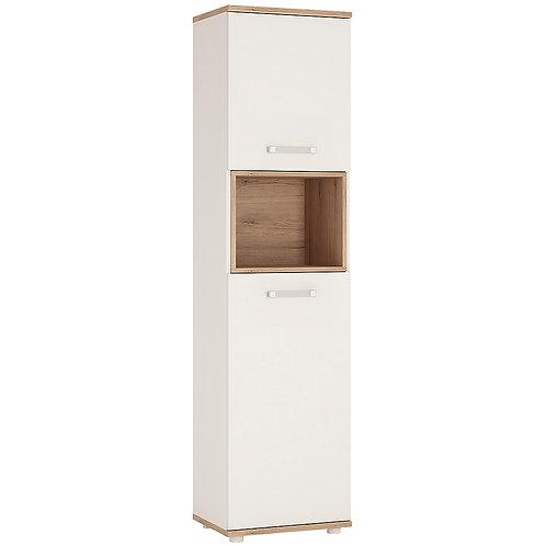 4Kids Tall 2 Door Cabinet With Opalino Handles