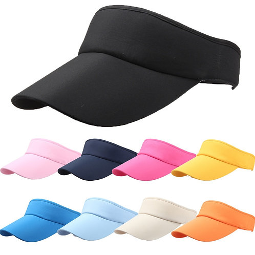 Adjustable Sun Sports Visor Hat