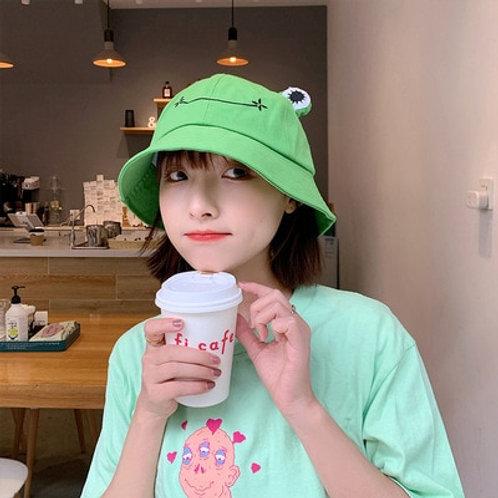 Frog Bucket Hat