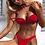 Thumbnail: Underwire Push Up Bikini