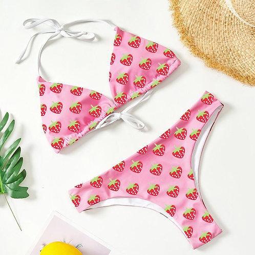 Patterned Low Waist Bikini (Variety)