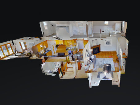 Virtual 3D Home Tour - 5901 Goodrich Ave, St. Louis Park