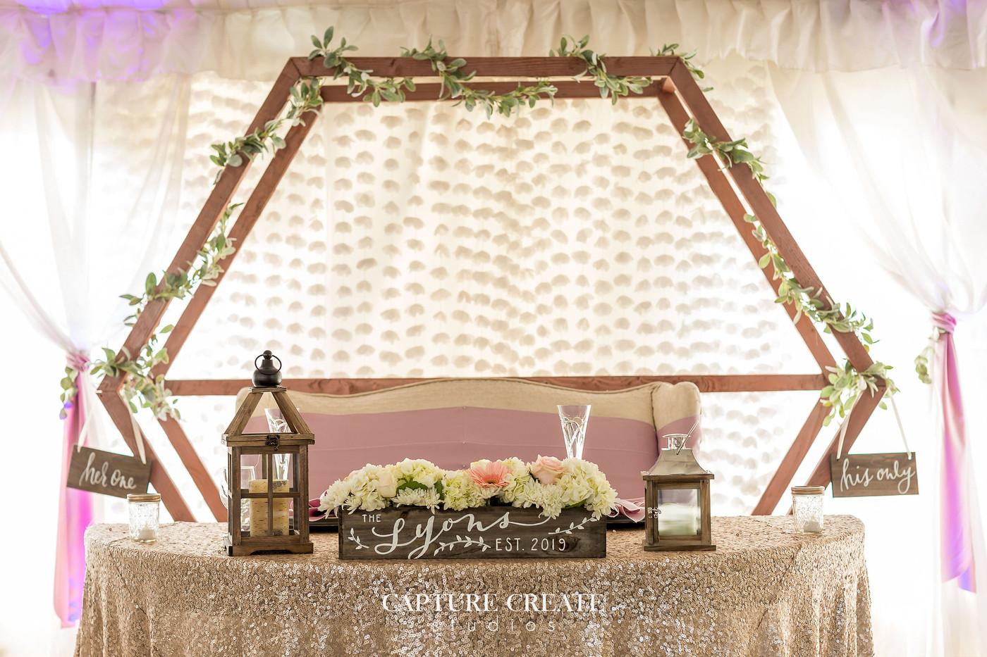 Oakley Wedding