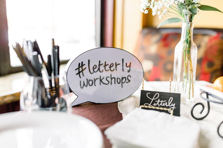 Letterly Workshops