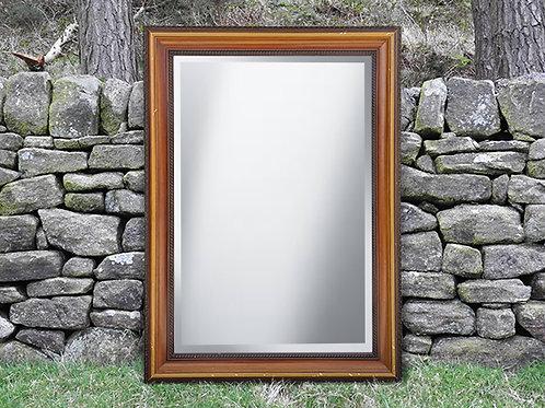 R046 - Victorian Framed Mirror